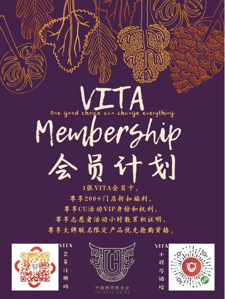 VITA海报