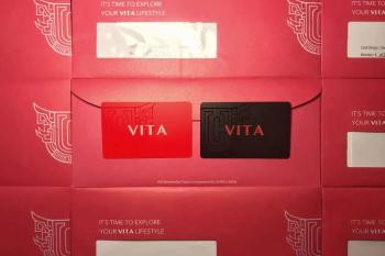 三等奖:Vita会员套装 (三对情侣)